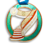 2015 Rock n Roll - Stairway to Seven Heavy Medal