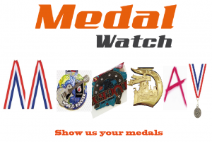 Medal Watch Monday Round-up