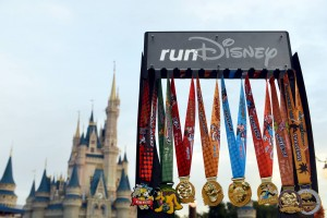 Medal Reveal – runDisney WDW Marathon Weekend