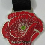 2015 Poppy Challenge Virtual Runner UK