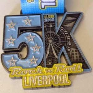 2015 Rock n Roll - Liverpool 5k