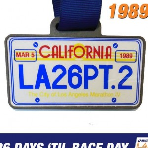 1989 Los Angeles Marathon
