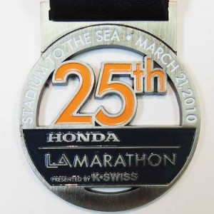 2010 Los Angeles Marathon