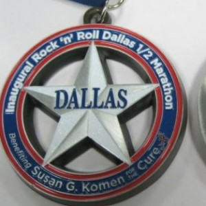 2010 Rock n Roll -  Dallas Half Marathon