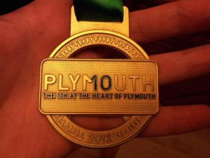 2012 Plymouth 10k