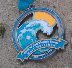 2012 Rock n Roll -  Virginia Beach Half Marathon