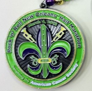 2012 Rock n Roll - New Orleans Half Marathon