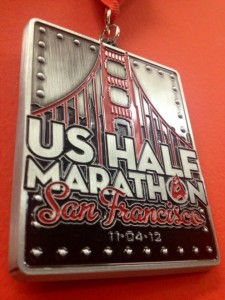2012 US Half Marathon - San Francisco