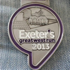 2013 Exeter's Great West Run