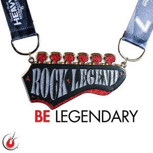2013 Rock n Roll - Heavy Medal - Rock Legend