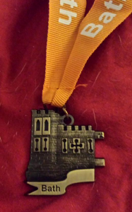 201314 Bath Slyline 10k Series Medal One