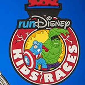 2014 Avengers Kids Races