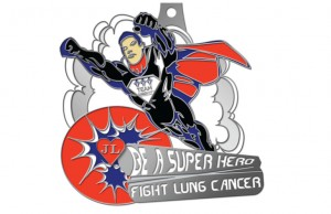 2014 Be A Super Hero- Fight Lung Cancer