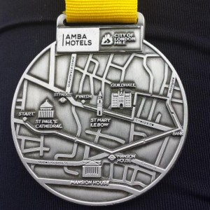 2014 City of London Mile