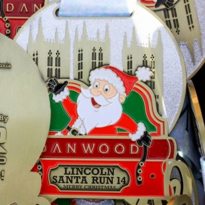 2014 Lincoln Santa Fun Run & Walk