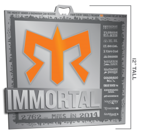 2014 Ragnar Immortal