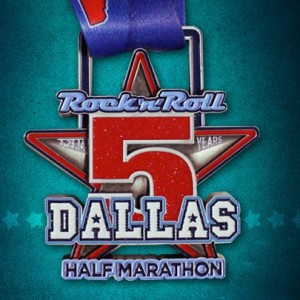 2014 Rock n Roll -  Dallas Half Marathon