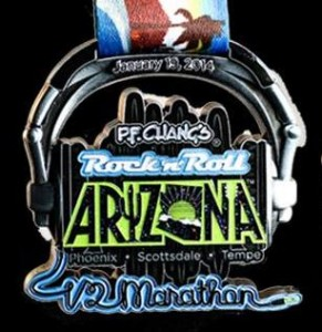 2014 Rock n Roll - Arizona Half