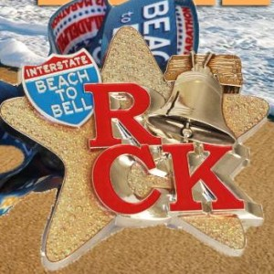 2014 Rock n Roll - Beach to Bell Challenge