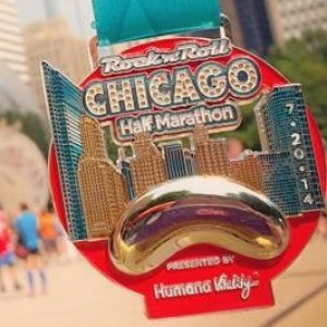 2014 Rock n Roll - Chicago Half