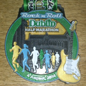 2014 Rock n Roll - Dublin Half 04082014