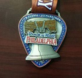 2014 Rock n Roll - Philadelphia Half