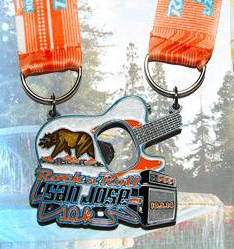 2014 Rock n Roll - San Jose 10k