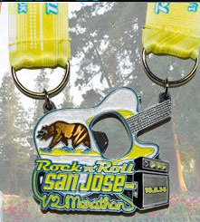 2014 Rock n Roll - San Jose Half