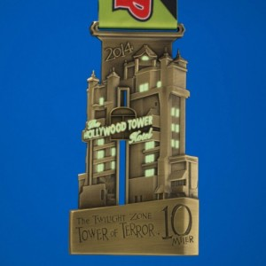2014 Tower of Terror 10 Miler
