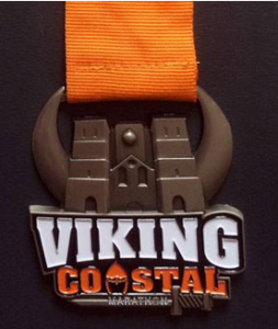 2014 Viking Coastal Marathon Day 2
