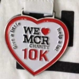 2014 We Love Manchester 10k