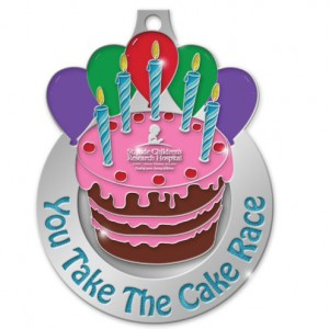2014 You Take The Cake Virtual Race