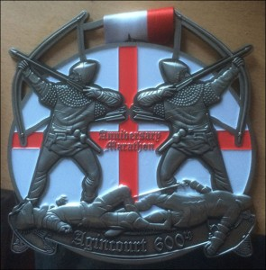 2015 Agincourt 600th