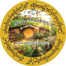 2015 Escape the Shire Virtual Race