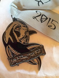 2015 Lake Hodges Trail Fest 15k