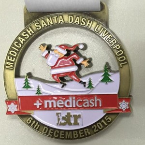 2015 Liverpool Santa Dash (Red)