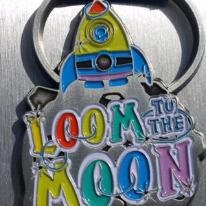 2015 Loom to the Moon Virtual Runner UK