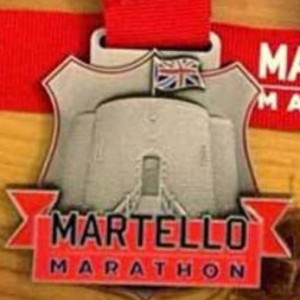 2015 Martello Marathon (May)