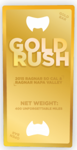 2015 Ragnar Gold Rush