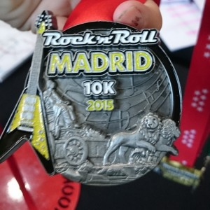 2015 Rock n Roll  - Madrid 10k