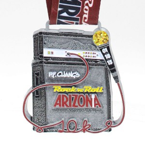 2015 Rock n Roll - Arizona 10k Marathon