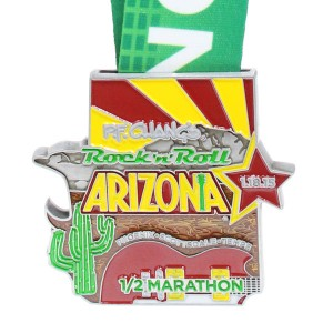 2015 Rock n Roll - Arizona Half Marathon