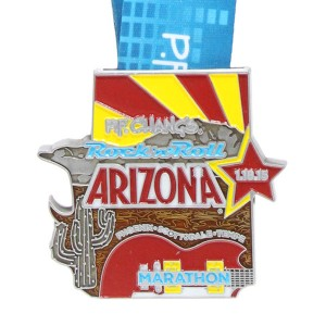 2015 Rock n Roll - Arizona Marathon