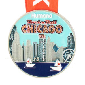 2015 Rock n Roll - Chicago 10k