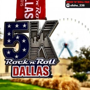 2015 Rock n Roll - Dallas 5k