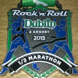 2015 Rock n Roll - Dublin Half