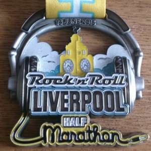 2015 Rock n Roll - Liverpool Half