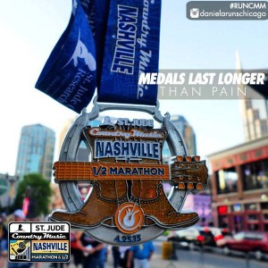 2015 Rock n Roll - Nashville Half