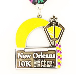 2015 Rock n Roll - New Orleans 10k