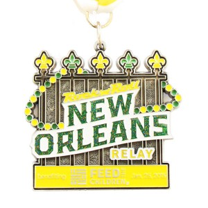 2015 Rock n Roll - New Orleans Relay